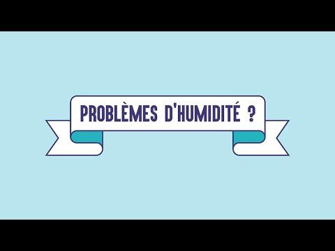 Comment traiter l'humidité des murs ? L'ASSECHEUR une solution simple, efficace et innovante.