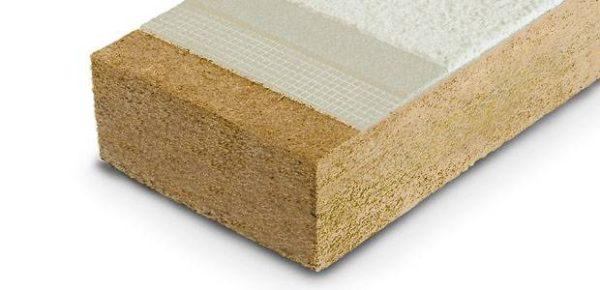 Panneau Isolant support d'enduit STEICO protect dry