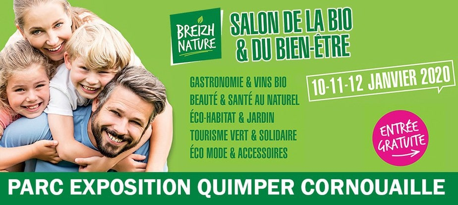 Salon Breizh Nature 10, 11 et 12 janvier