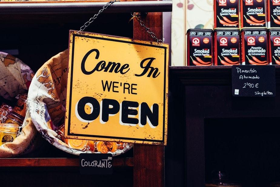 Mesures renforcées : nos points de ventes restent ouverts